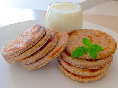 Easy No-bake Brahmacari Cookies