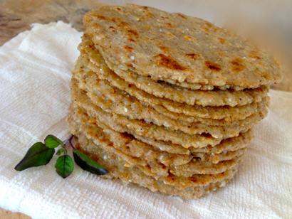 Homemade Rustic Corn Tortillas