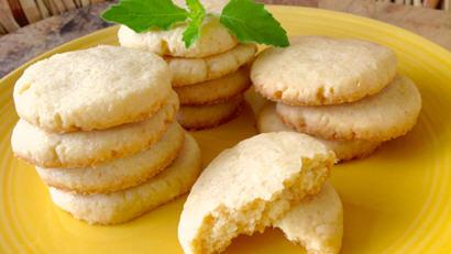 Prabhupada's Prasadam Cookies