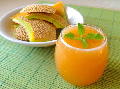 Cantaloupe Water