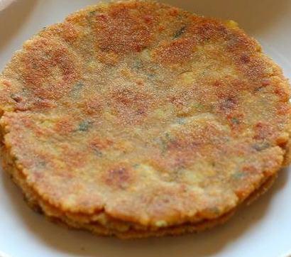 Ekadashi paneer Paratha