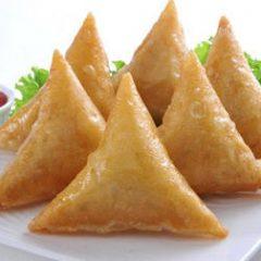 Janmashtami special recipe: Makhan Samosa