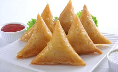 Janmashtami special recipe Makhan Samosa