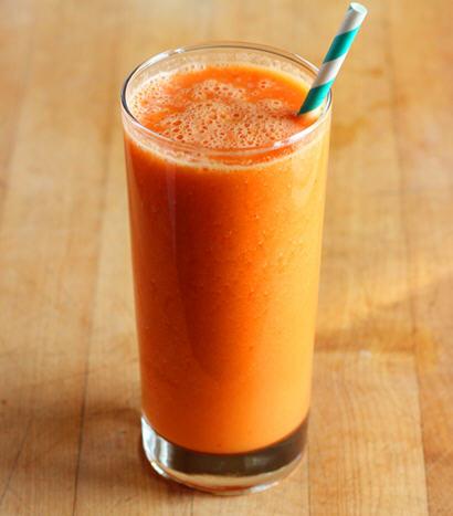 Mixed Fruit & Carrot Juice