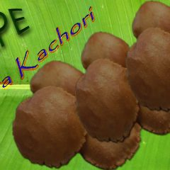 Rajgira Kachori (Hindi)
