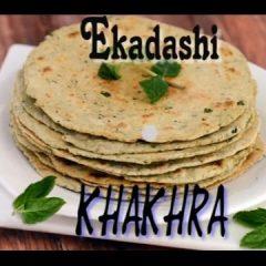 Ekadashi Khakhra