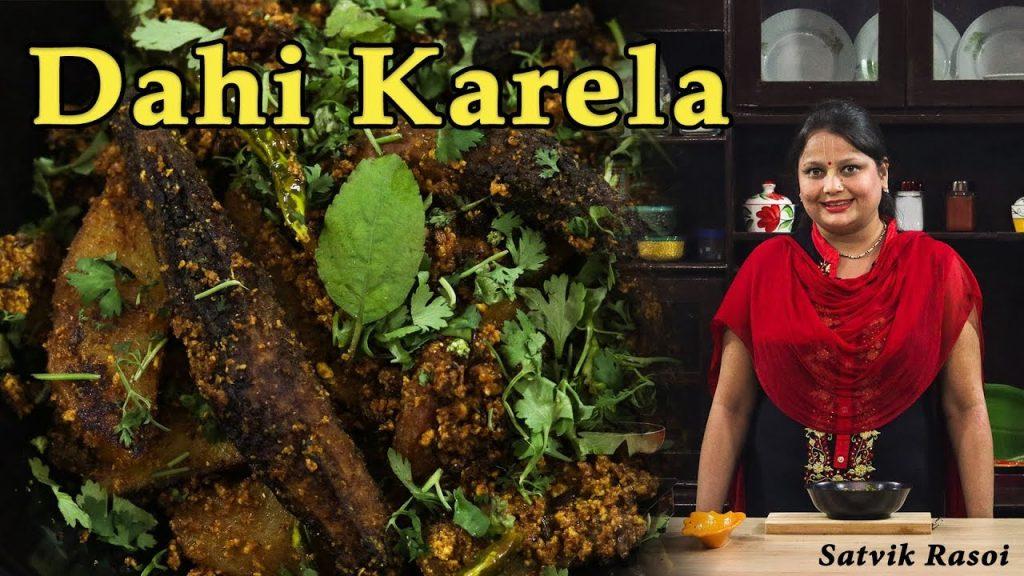 Dahi Karela