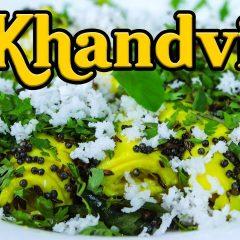 Gujarati Khandvi