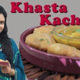 Khasta Kachori With Aloo Ki Sabzi