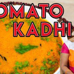 Maharashtrian Tomato Kadhi