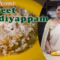 Sweet Idiyappam (Onam Special)
