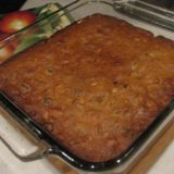 Date Almond Cake