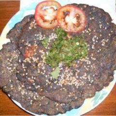 Spinach Bhakri
