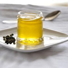 Black Pepper Ghee