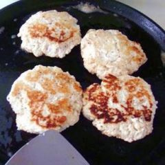 Curd Patties