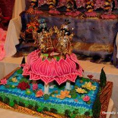 Strawberry Lotus Cake