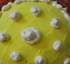 Whipped Cream Icing