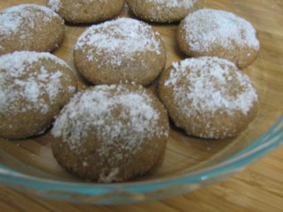 Banana Buckwheat Cookies (2)