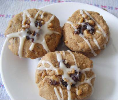 Spicy cookies