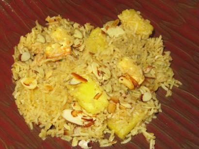 Pineapple Pulav