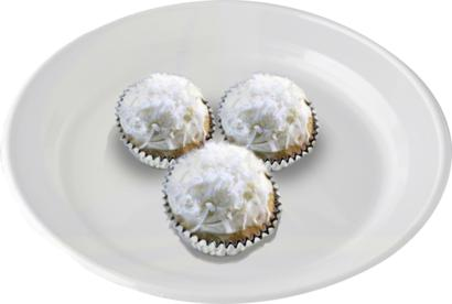 Coconut and Cream Cheese Simply Wonderfuls