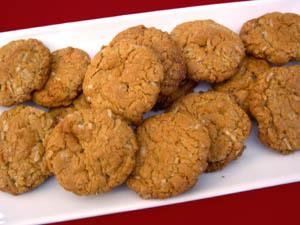 Aussie Anzac Cookies