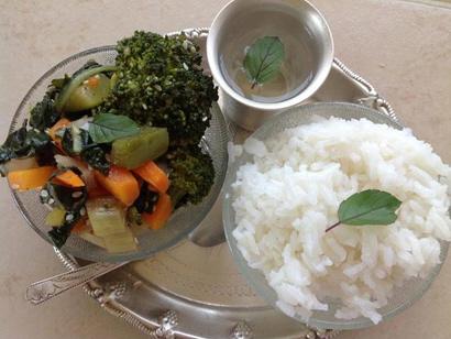 Sweet and Sour Tamarind Veggies