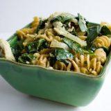 Green Leafy Pasta