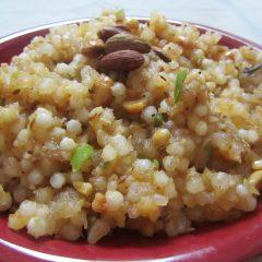 Sabudana Khichdi (Marathi)