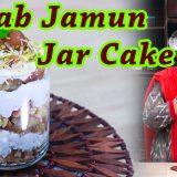 Gulab Jamun Jar Cake